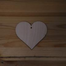 Подвеска, Сердце5, 110х100мм