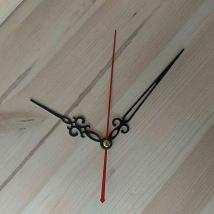 Часовой механизм со стрелками, шток 18мм